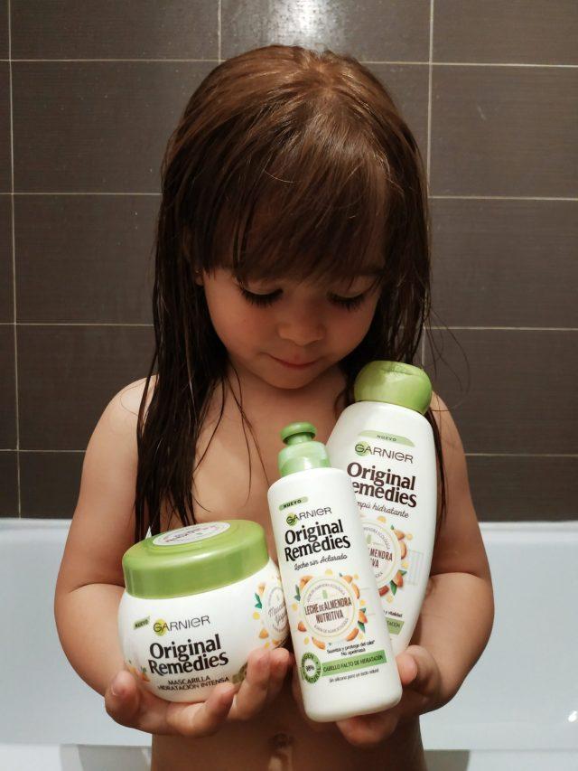 img 20190413 1601161706081595552211561 - Garnier Original Remedies vegano y ecológico para toda la familia