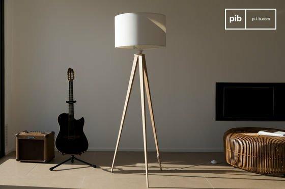 lampara tripode kavinsky 112618 5607062455622782210642 - Decoración estilo nórdico con PIB. Cambiamos los muebles!?
