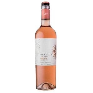 Mendoza vineyards Malbec Rose