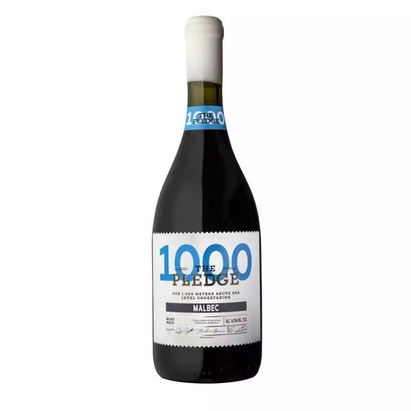 Mendoza Vineyards The Pledge 1000 Malbec