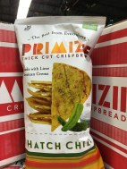 a Hatch Chile Crispbread s