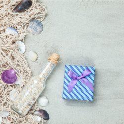 Coastal gift packs