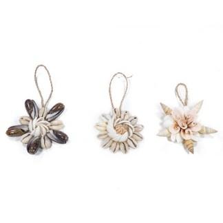 Shell handmade ornaments