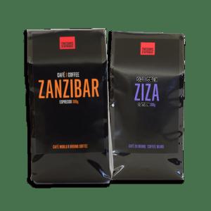 Duo Espresso - Cafés Trésors d'Afrique