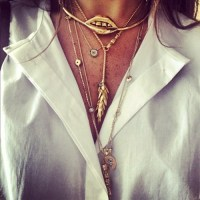 The Starter Necklace ~ Layered and FABULOUS!