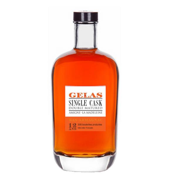 Visuel bouteille Gelas Single