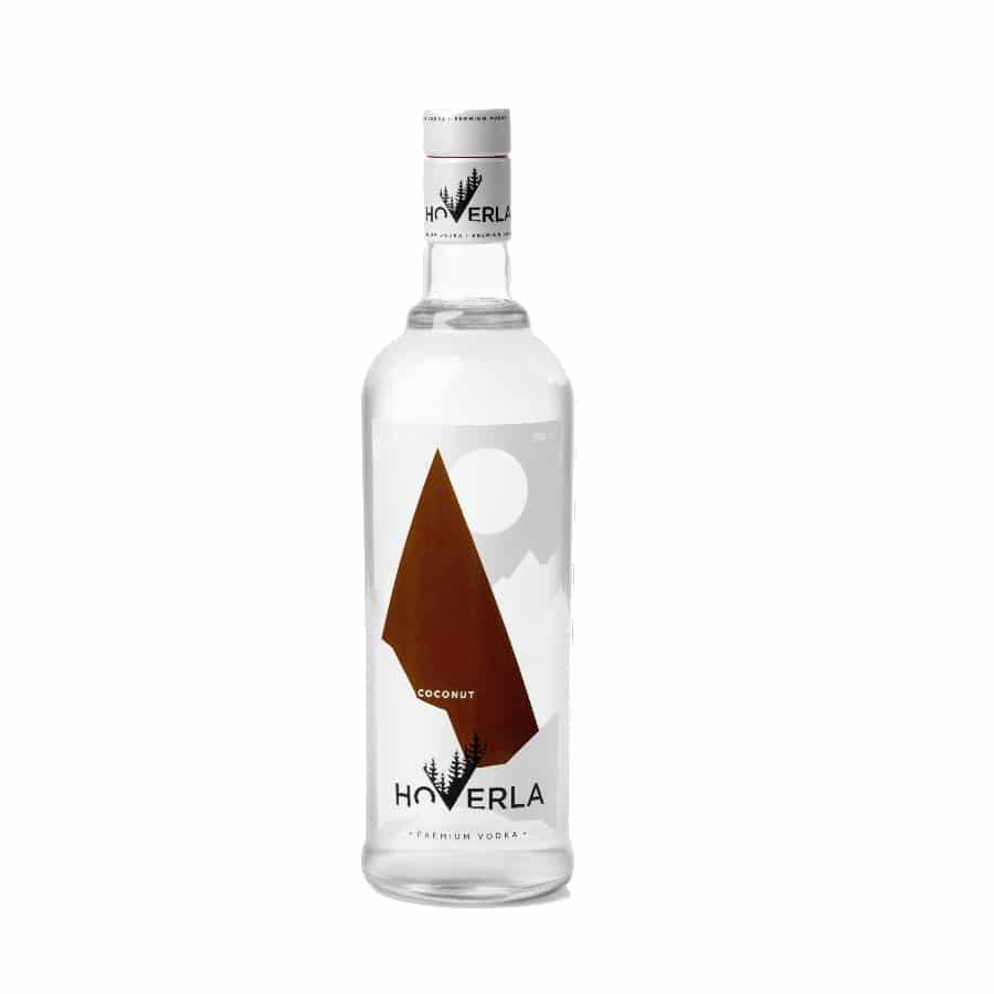 visuel vodka Hoverla coco