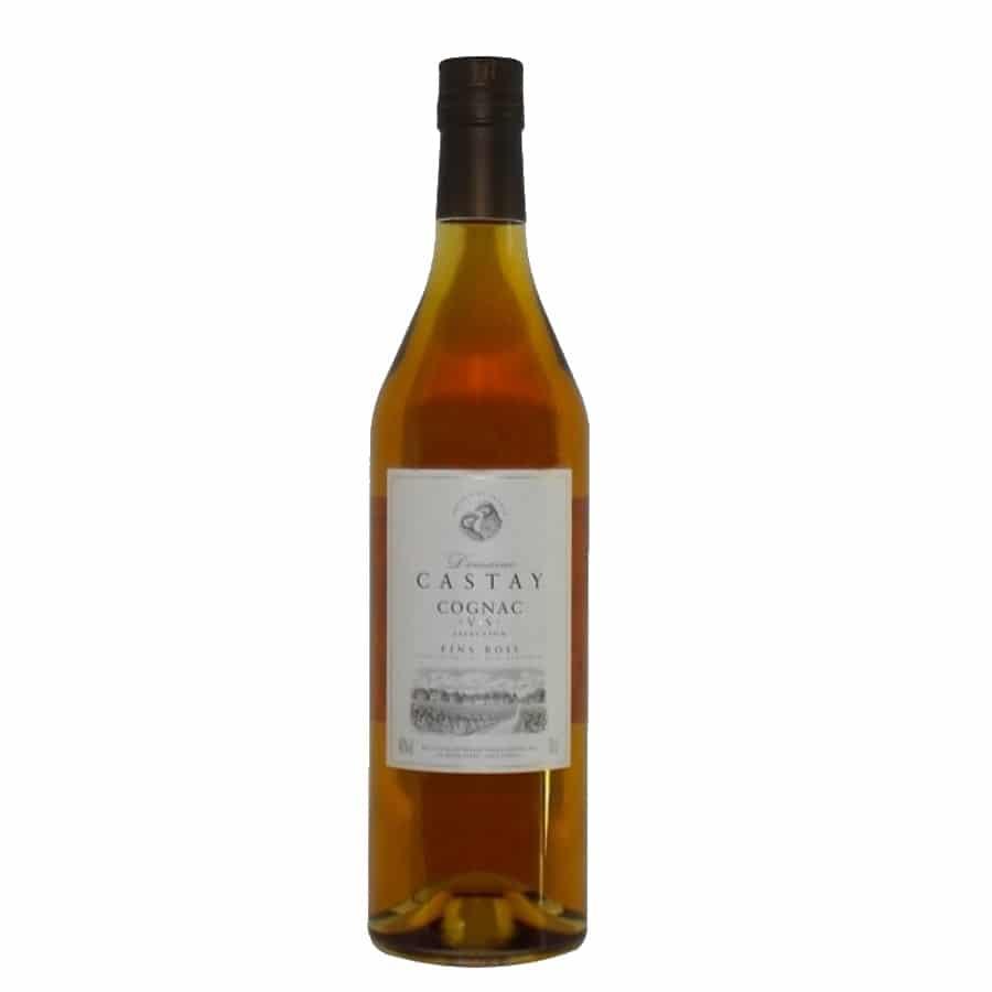 Visuel cognac Castay VS