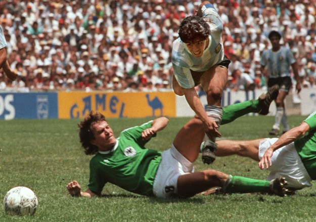 Resultado de imagem para copa do mundo 1986 alemanha