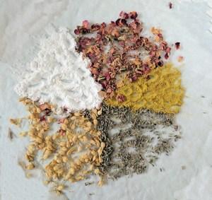 Tres Spa Botanical Blend for Organic Dusting Powder