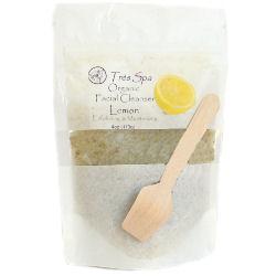 Tres Spa Organic Face Cleanser Lemon
