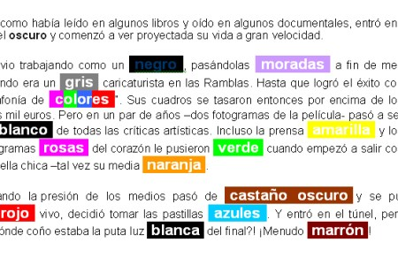 frases de colores en ingles » Full HD MAPS Locations - Another World ...