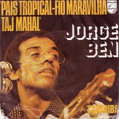 jorge ben jo muzyka latynoamerykańska