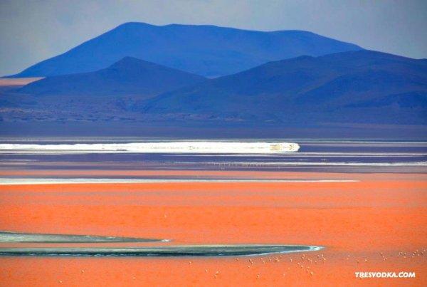 atrakcje ameryki łacińskiej laguna roja