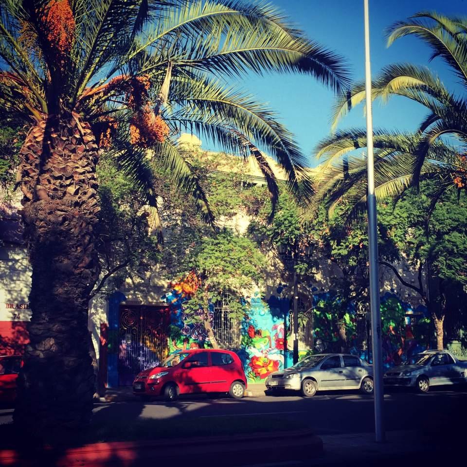 barrio brasil