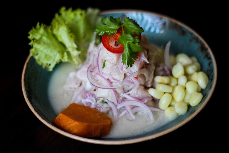 Kuchnia Peru: Cebiche Clásico