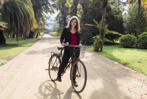 Chilijskie winiarnie - Monika Trętowska