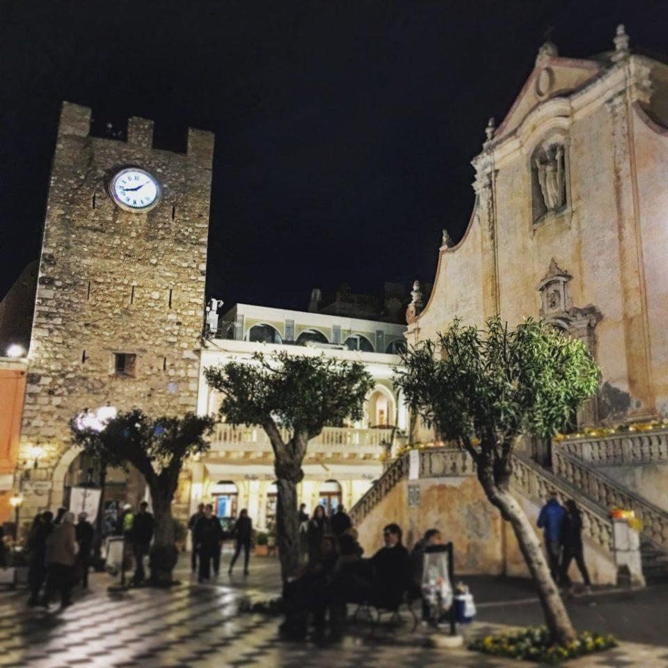 Taormina, Sicilia, Viaggio on the road con i bambini, trevaligie