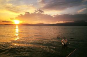 Lazise, lago di Garda, viaggio con bambini on the road, trevaligie