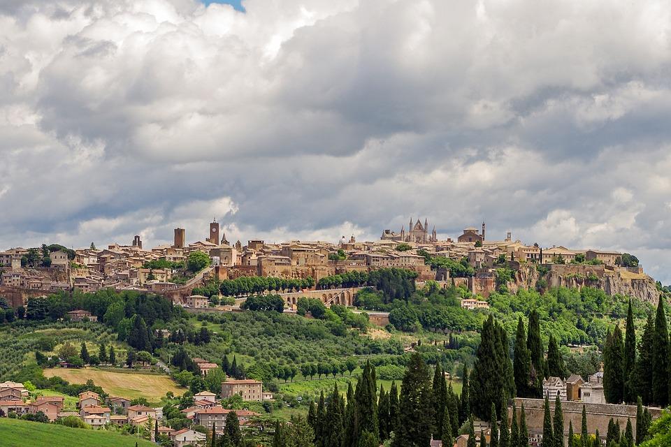 Orvieto, umbria, viaggio con bambini, trevaligie