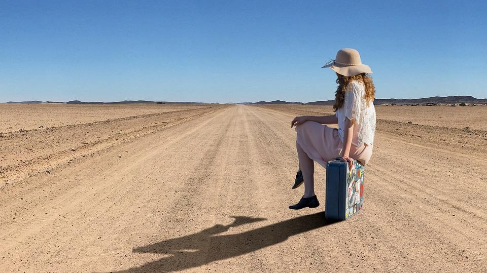 preparare la valigia per le mezze stagioni, cosa mettere in valigia, trevaligie