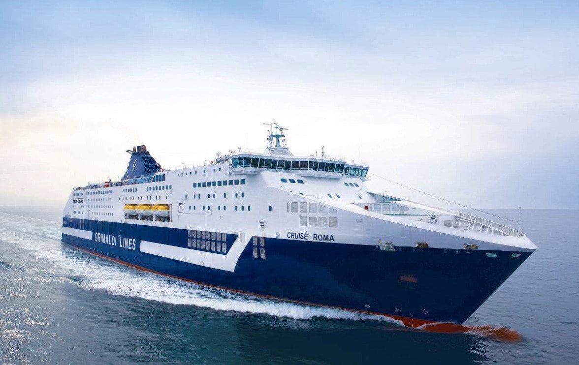 Viaggiare in nave con la Grimaldi Lines: direzione Barcellona
