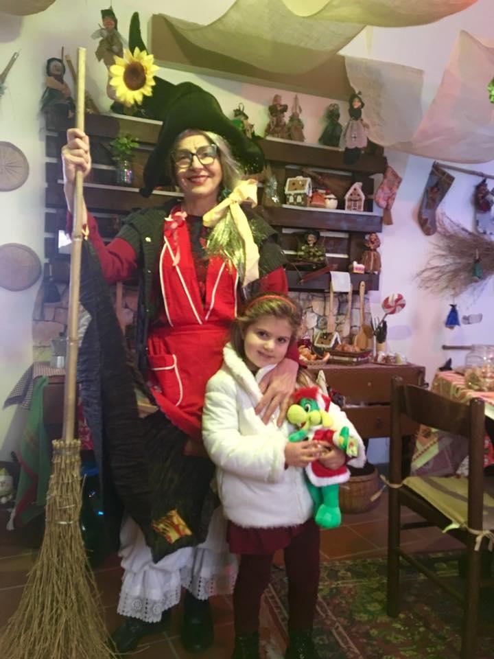 Villaggio di Babbo Natale, Casa di Babbo Natale, Gaeta, trevaligie