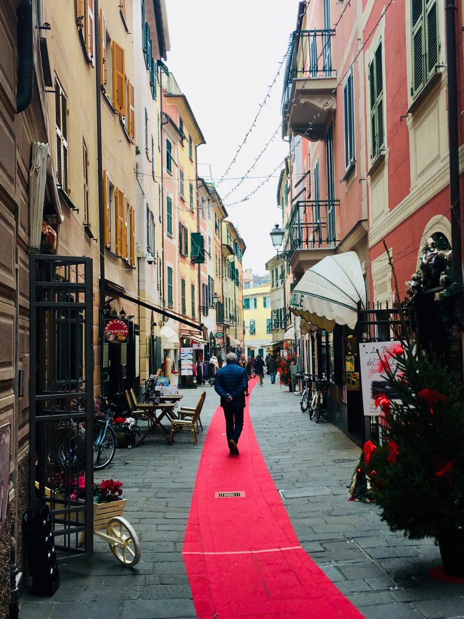 Hotel a rapallo. hotel Tigullio royal, viaggio on the road, trevaligie