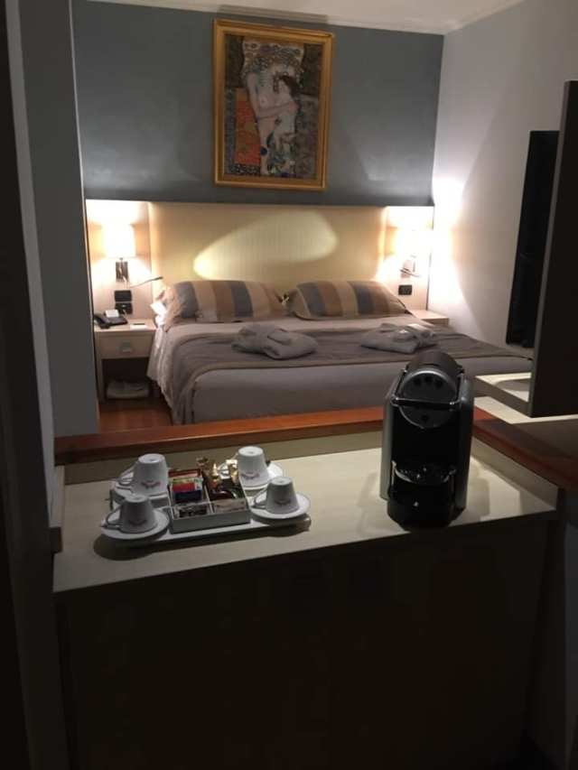 Dove dormire a Rapallo, hotel tiglio plus, viaggio on the road, trevaligie