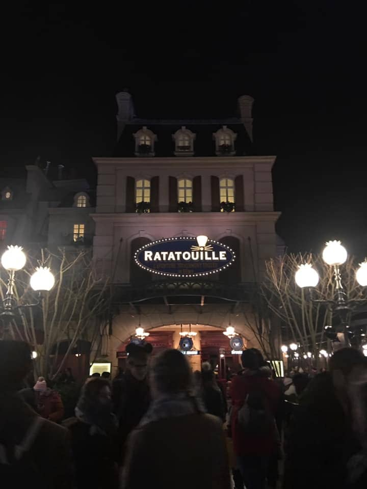 Mangiare a Disneyland Paris, eurodisney, chez rely, ratatouille, trevaligie