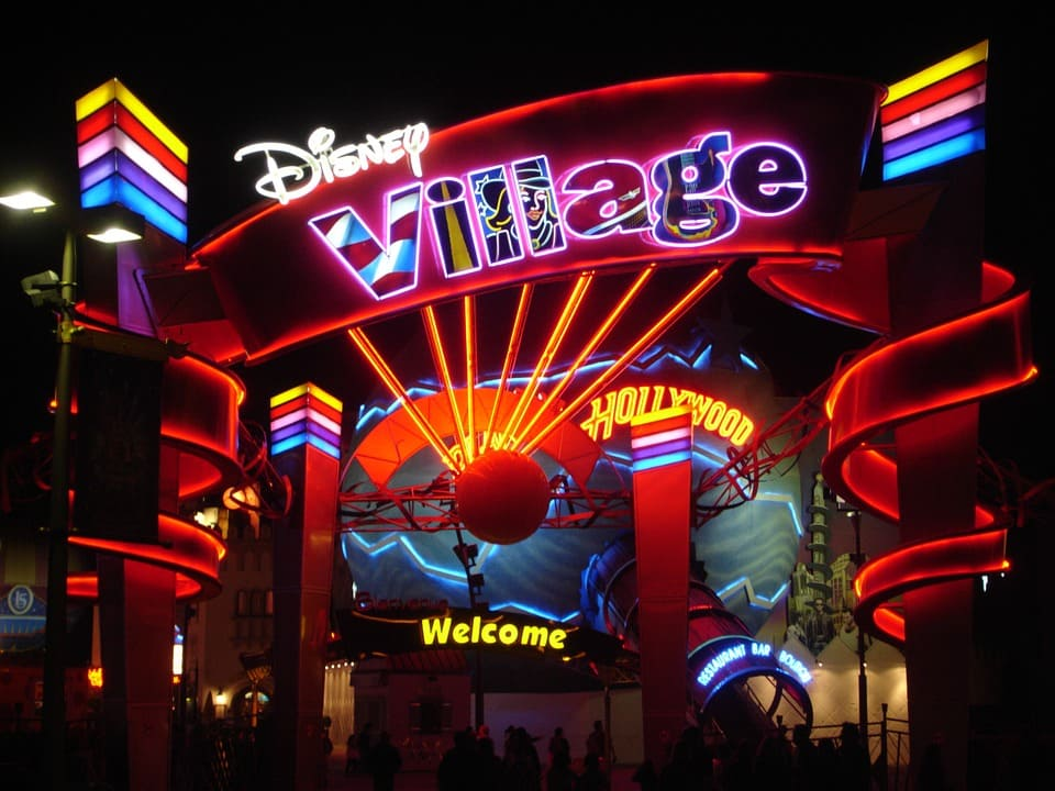 Disney village, Cosa fare a Disneyland Paris, trevaligie