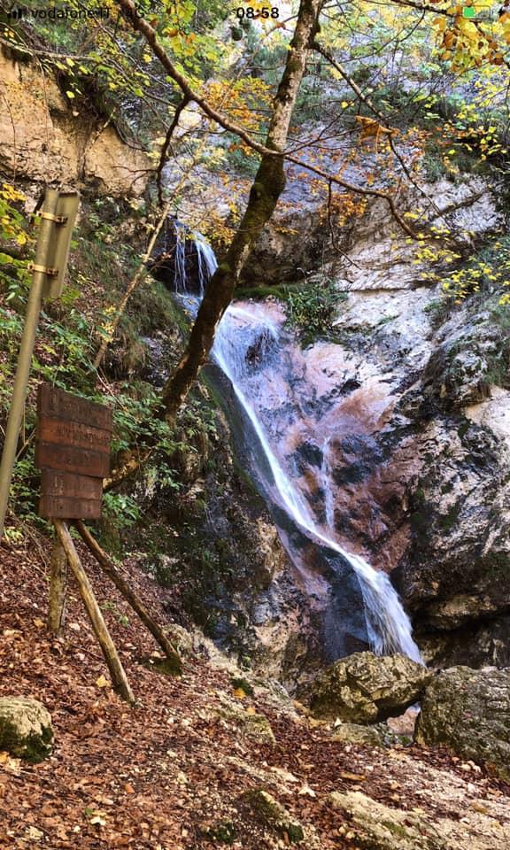 parco nazionale d'abruzzo con i bambini , camosciara, cascata delle ninfe, trevaligie