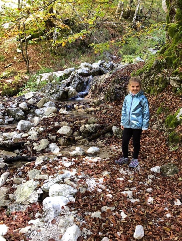 parco nazionale d'abruzzo con i bambini, camosciara, sentieri naturali, trevaligie