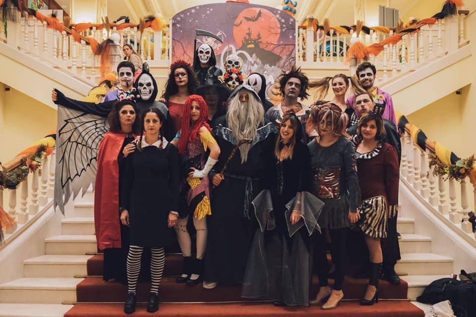 halloween party, festa 40 anni, gardaland hotel, trevaligie