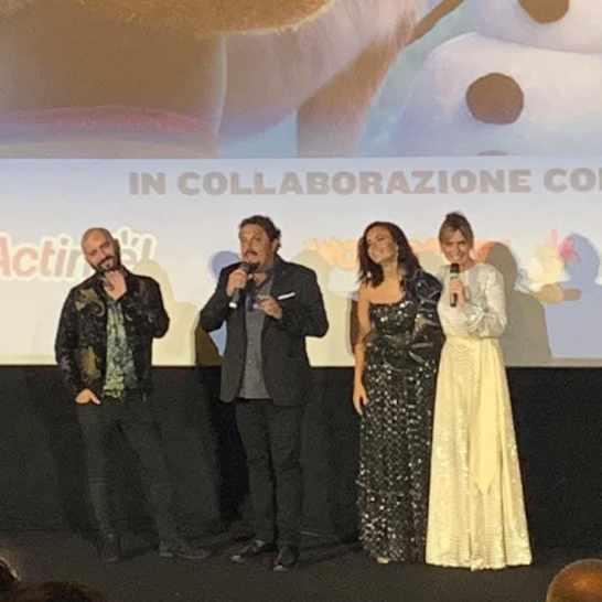 Frozen 2, disney italia, anteprima film, cast doppiatori frozen2, trevaligie