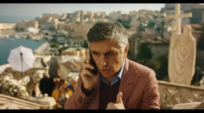 Gaeta nel cinema, compromessi sposi, Vincenzo salemme, trevaligie