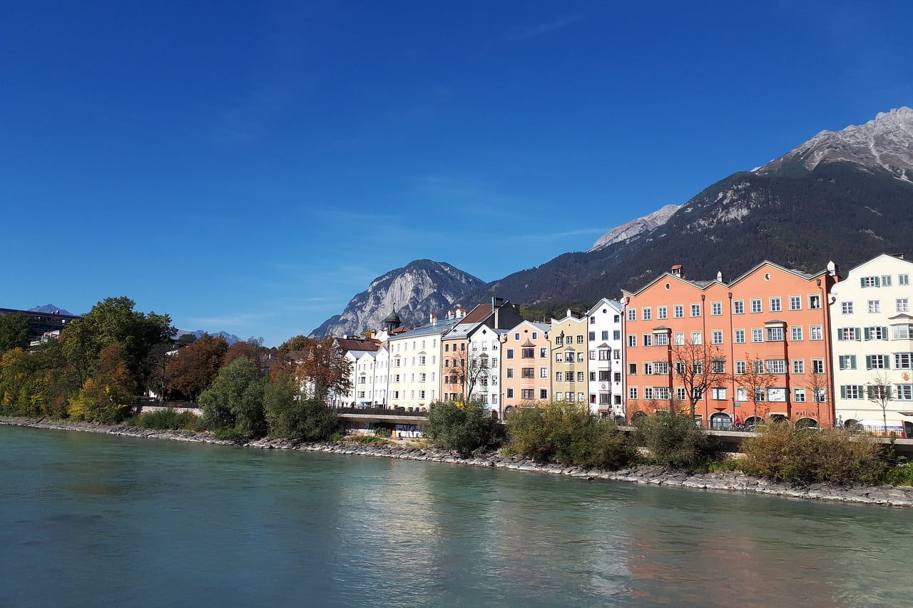 Innsbruck in inverno.  Cosa vedere  in un giorno.
