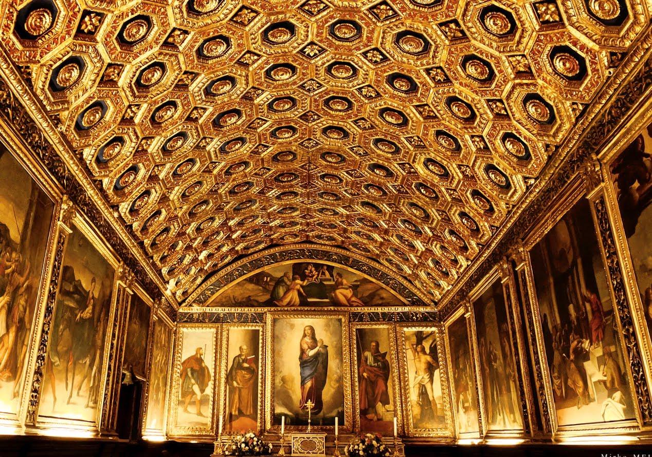 La Cappella d'Oro a Gaeta, tra arte e storia.