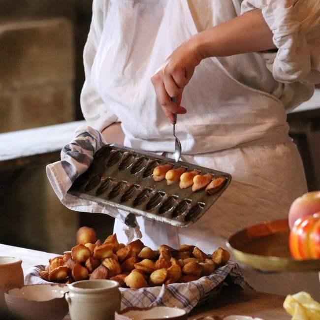 madeleine, ricetta madeleines francesi, francia on the road, trevaligie