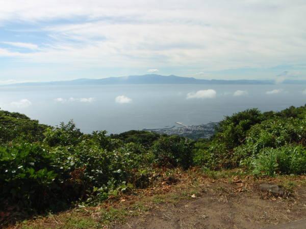 三原山から天城山