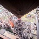HF6 Blast Furnace Industrial Site - Belgium