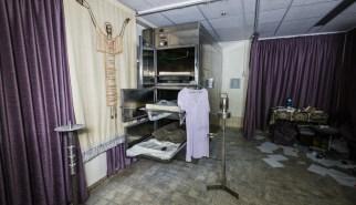 Sick Hospital - Belgium