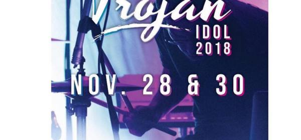 Trojan Idol begins Wednesday
