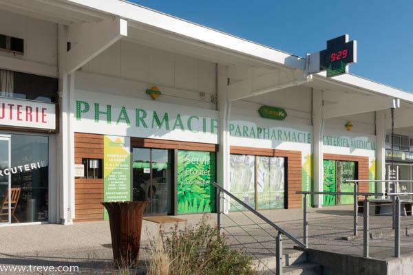 Pharmacie in Le Barp