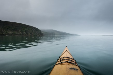 Quiet day on Tomales Bay