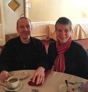 Robert and Suzanne Trevellyan. Voted Best Web Developer in Columbia County NY in 2015 and 2016