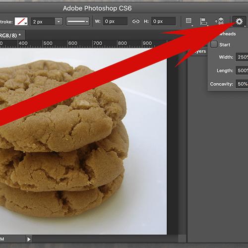 How to Draw Arrows In Adobe Photoshop - Trevellyan biz