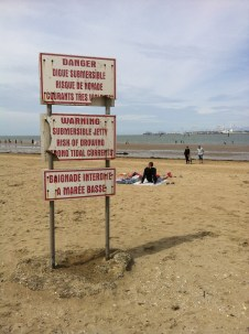 Beaches with tonnes of rules are such dowers