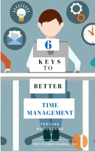 6 Keys to better time management Customer Service E book