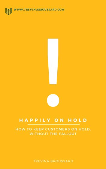 happily_on_hold_cover customer service Ebook